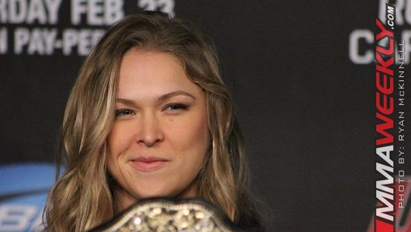 "Dana White: ""Ronda Rousey is What It Took to Get Women in the UFC"""