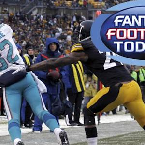Fantasy Football Today: Waiver Wire -- WR (12/10)