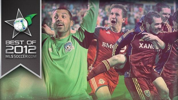 Best of 2012: Quakes, Galaxy stage most dramatic finish