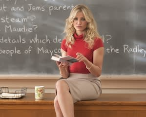 Pilot Scoop: CBS Orders Bad Teacher Adaptation From Former Community Scribe