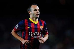 Iniesta: Martino is best option for Barcelona