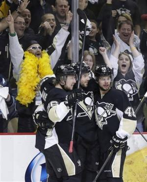 Penguins rip Ottawa 6-2, move to conference finals