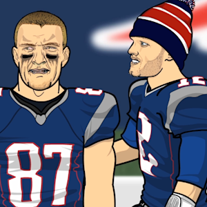 Sports Friends - Gronk Goofs