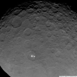 Clearest Photo Ever Of Ceres' Bright Spots Still Doesn't Answer Mystery