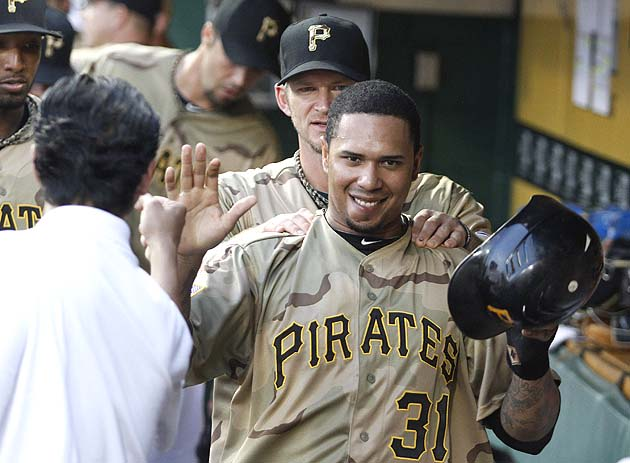 A.J. Burnett hilariously butchers teammate Pedro Alvarez's name…