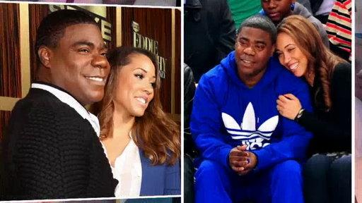 Tracy Morgan & Fiancee Are Expecting!
