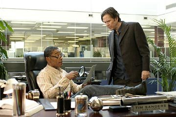"Giancarlo Esposito as Tim Sanders and Timothy Hutton as J.T. Sci-Fi Network's ""Five Days to Midnight"""
