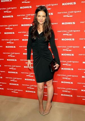 Katie Holmes NY 2012 -- Getty Images