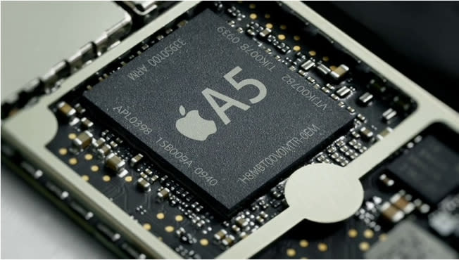 Apple might drop Samsung-built chips for TSMC's quad-core ones in 2013