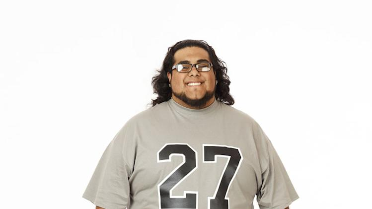 "Ramon Medeiros competes on the twelfth season of ""The Biggest Loser."""