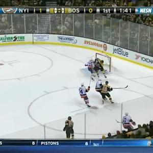NY Islanders Islanders at Boston Bruins - 10/23/2014