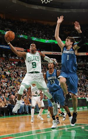Garnett and Celtics beat T-Wolves again, 104-94