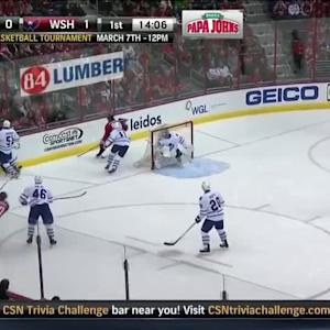 Toronto Maple Leafs at Washington Capitals - 03/01/2015