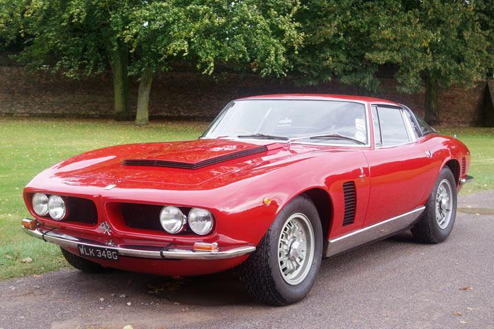 Iso Grifo: Italy's Corvette is a 7.0-liter Icon