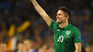 Citing MLS agreement with US Soccer, Bruce Arena allows Robbie Keane to join Ireland for friendlies