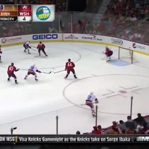 Islanders at Capitals / Game Highlights