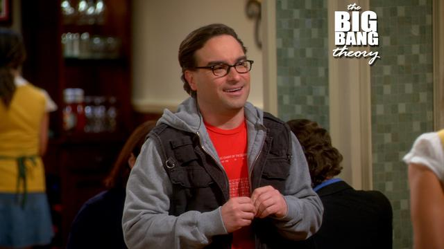 The Big Bang Theory - In My Pants
