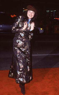 Premiere: Fran Drescher at the premiere of Paramount's Titanic - 12/14/1997