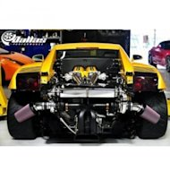 Gallardo ini Punya Tenaga 1.200 HP