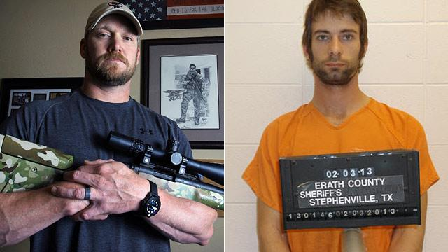 'American Sniper' Was Mentor of Murder Suspect, Cops Say