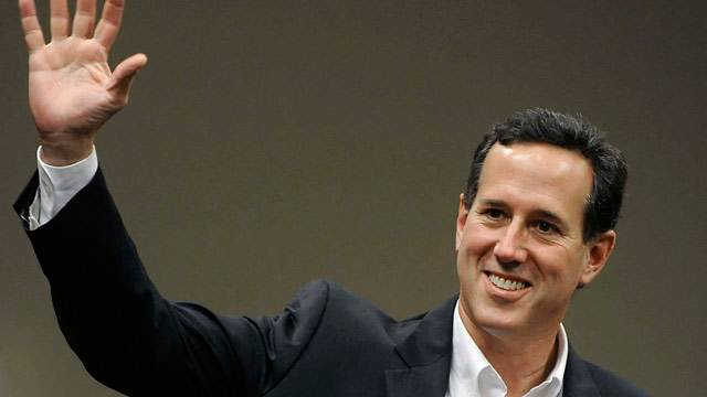 Meet Annette Simmons; Woman Put $1 Million Toward Rick Santorum