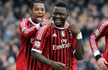 Agent: Muntari will sign with AC Milan for two years