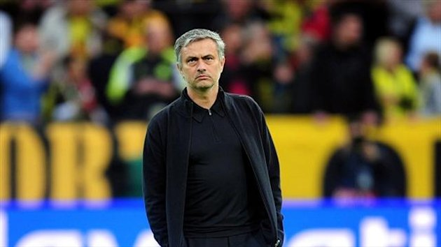 Jose Mourinho is not ready to throw in the towel