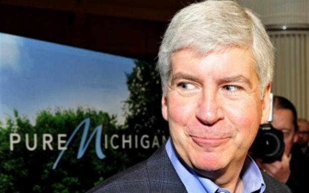 Michigan Declares 'Financial Martial Law'