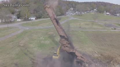 Man Miraculously Survives After Smokestack Falls on Him: 'It Wasn't My Time'