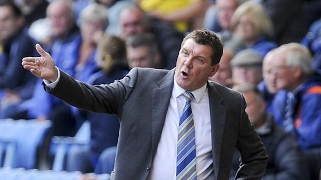 Tommy Wright is eager to see St Johnstone bounce back