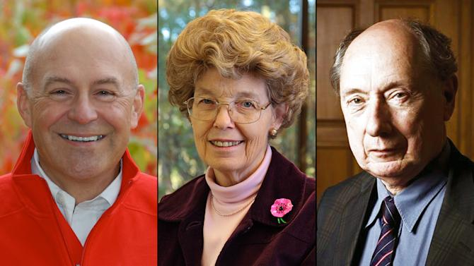 World Food Prize goes to 3 biotech scientists