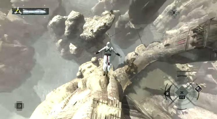 You Might Not Survive An Assassin's Creed-Style Haystack Dive