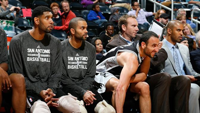 5 things about the 2013-14 San Antonio Spurs