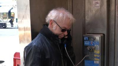 NYC Pay Phones Turned Into Oral Histories