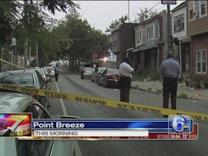 Man stabbed to death in Point Breeze