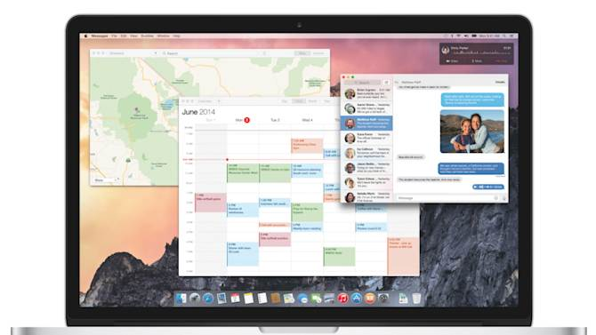 Apple releases OS X Yosemite GM to developers right as Microsoft unveiled Windows 10