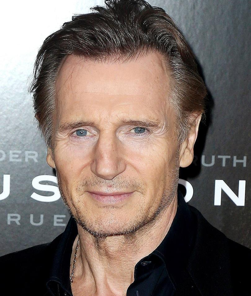 Liam Neeson Is Dating An 'Incredibly Famous Woman' Seven Years After His Wife's Death
