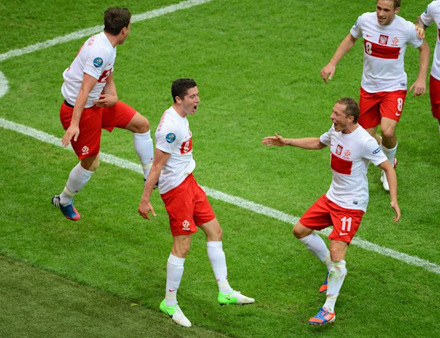 Poland v Greece - Group A: …
