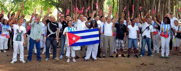 Freed Cuban prisoners have a message for Obama