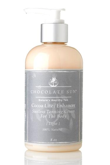 Chocolate Sun Cocoa Lite Sunless Enhancer