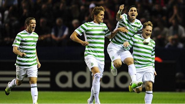Celtic v Helsingborgs: LIVE