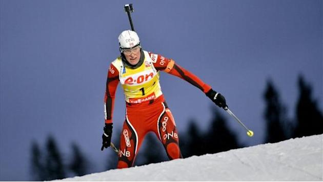 Biathlon - Ticker: Verfolgung der Damen