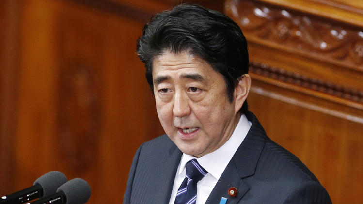 Japan Cabinet OKs budget, hiking defense spending