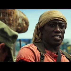 'Expendables 3' Star Wesley Snipes on His Return to Hollywood