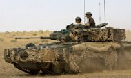 Defence Cuts Risk 'Failing' Armed Forces