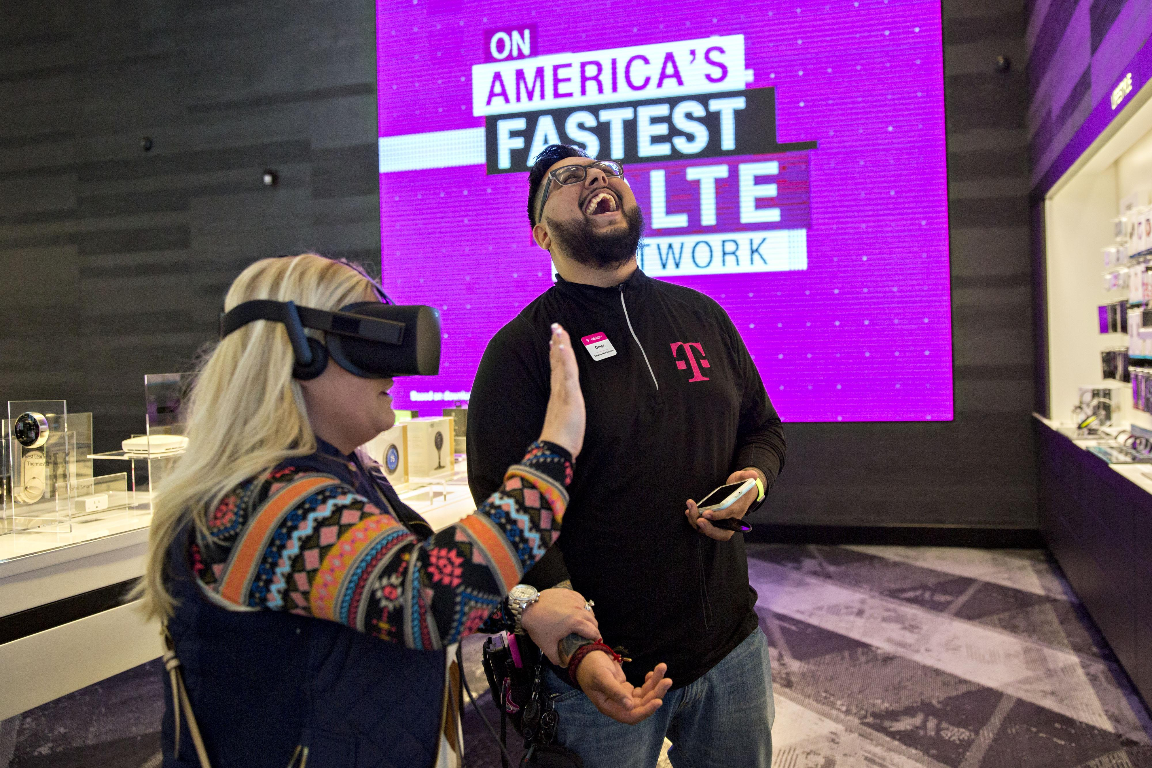 How T-Mobile's Customer Focus Beat Rivals Yet Again