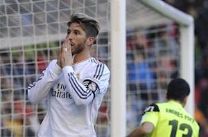 Real Madrid director hits out at referee after Osasuna tie