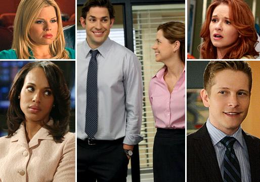Ask Ausiello: Spoilers on The Office, Big Bang, Grey's, Banshee, Good Wife, Smash and More!