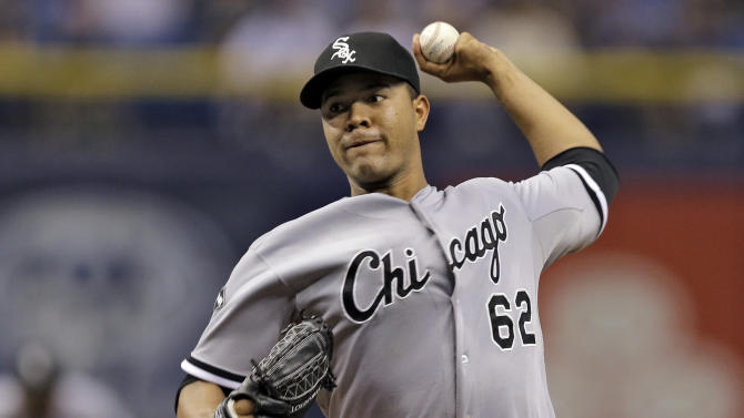 White Sox pitcher Quintana is poised to move into limelight