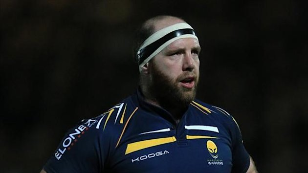 Ceri Jones has been named as Worcester's new scrum coach